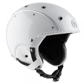 BOGNER Pure Ski Helmet in White