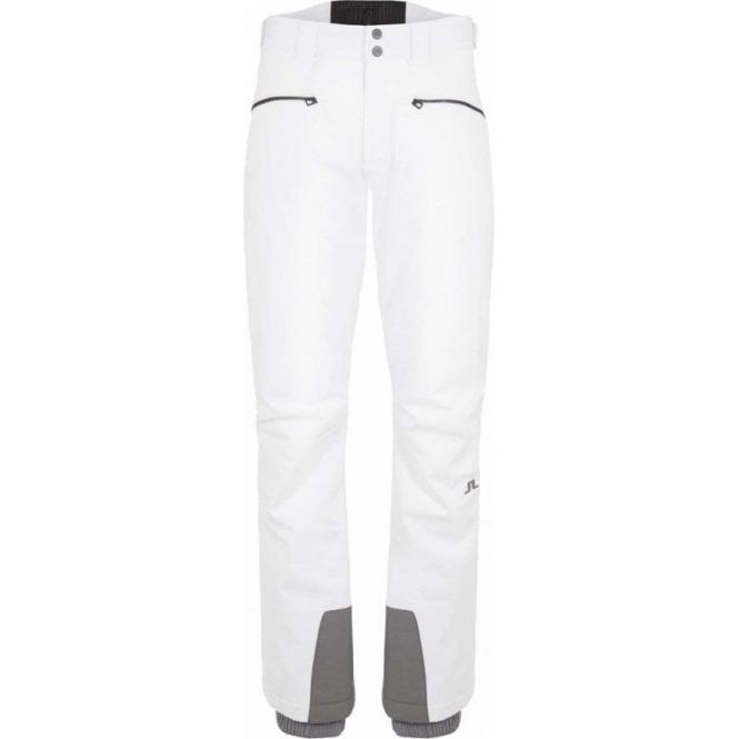 J LINDEBERG Truuli Mens Pant in White