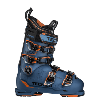 Tecnica Mach1 120HV Ski Boot in Dark Blue