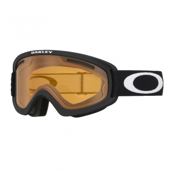OAKLEY O2 XS Pro Matte Black with Persimmon and Dark Grey Lenses