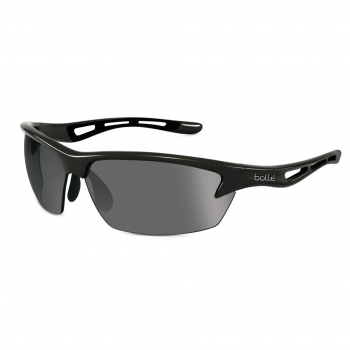 Bolle Bolt Shiny Black with HD Polarized TNS Lens