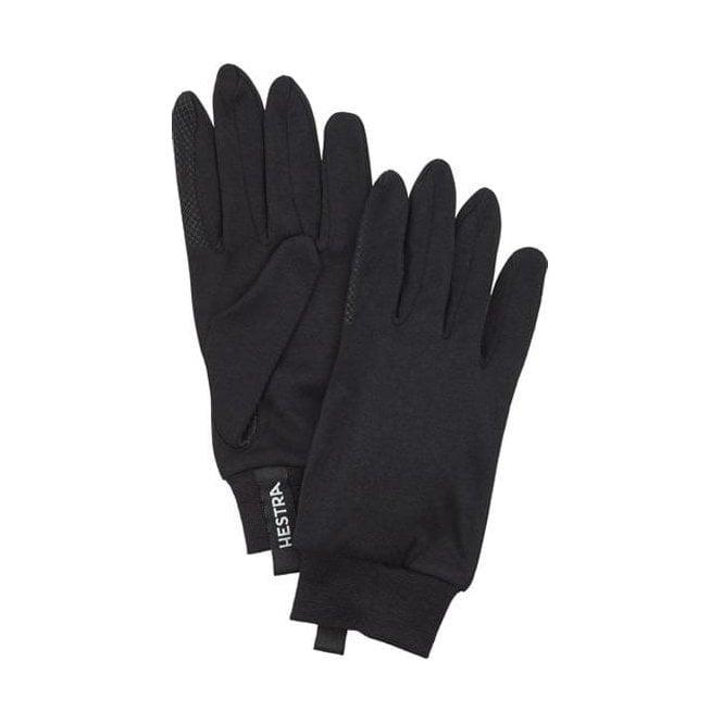 HESTRA SKI GLOVES Hestra Silk Touch Point Liner Glove