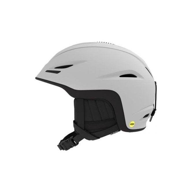 GIRO SKI HELMETS Union MIPS Mens Ski Helmet in Matte Light Grey