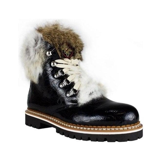 LA THUILE BOOTS La Thuile Freddo P Womens Winter Boot in Blue