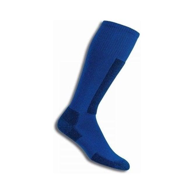 THORLO Thorlos SL Lightweight Ski Sock In Laser Blue