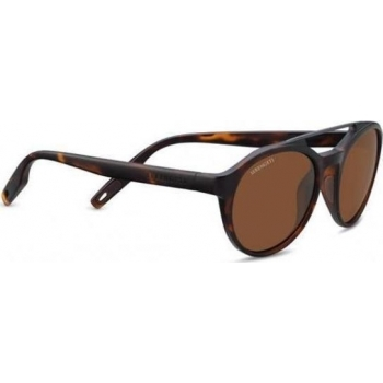 Serengeti Leandro Matte Tortoise With Polarized Drivers Lens