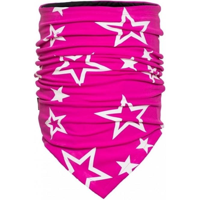 GOLDBERGH Estelle Neck Warmer Wow Pink