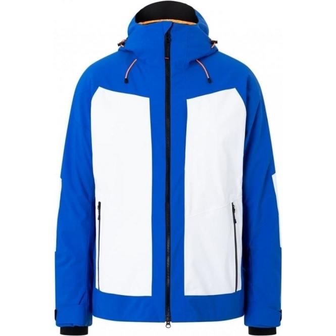 BOGNER Brody-T Ski Jacket in Royal Blue