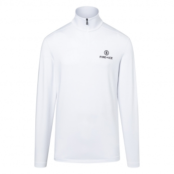Bogner Pascal Baselayer Top in White