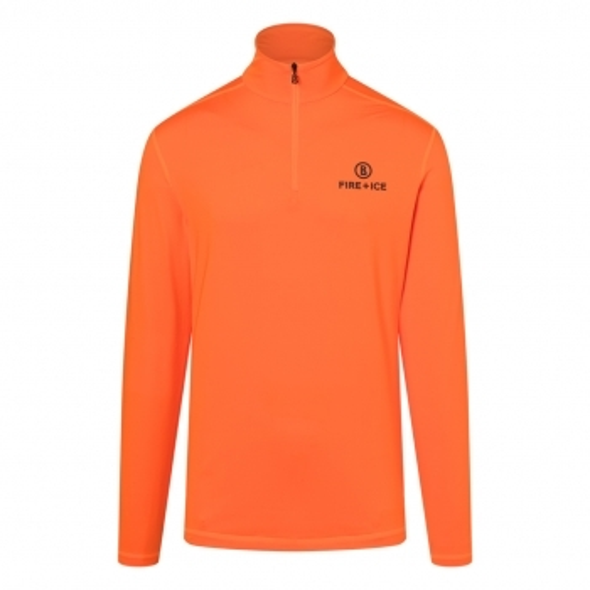BOGNER Pascal Baselayer Top in Orange