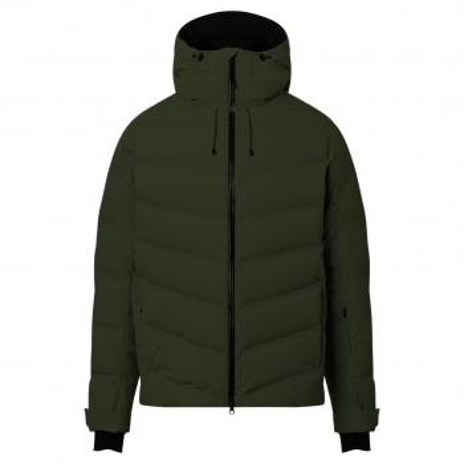 BOGNER Remo Ski Jacket in Dark Green