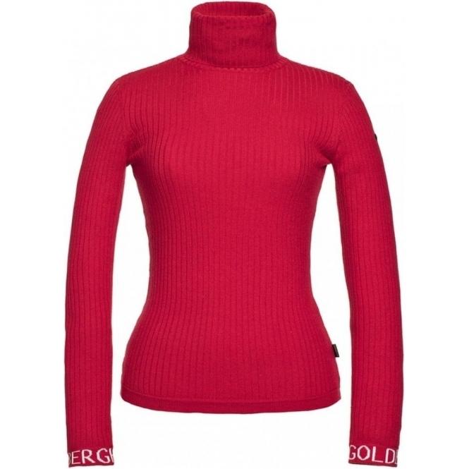 GOLDBERGH Mira Pullover Red