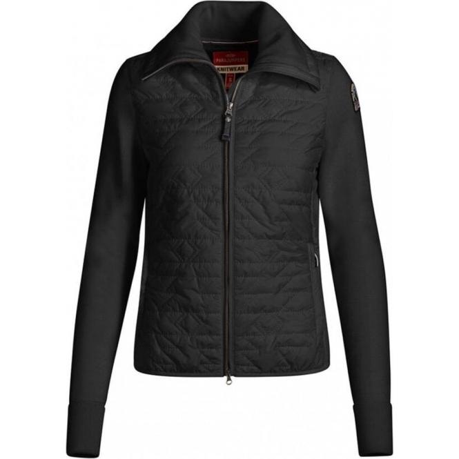 PARAJUMPERS Eyak Womens Jacket in Black