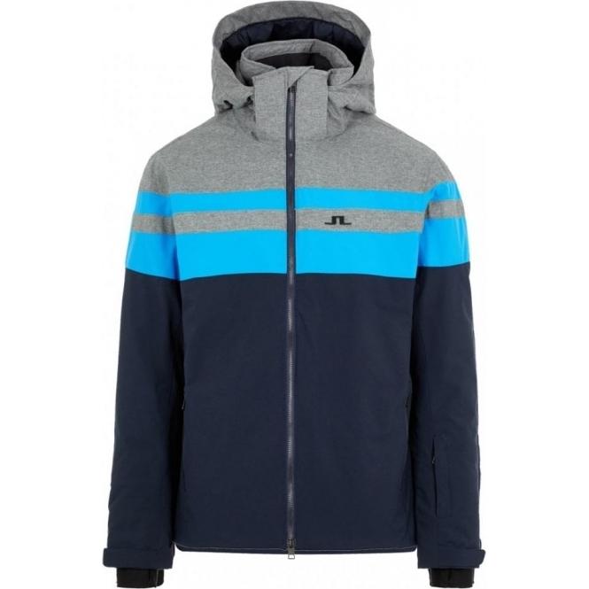 J LINDEBERG J.Lindeberg Franklin Ski Jacket in True Blue