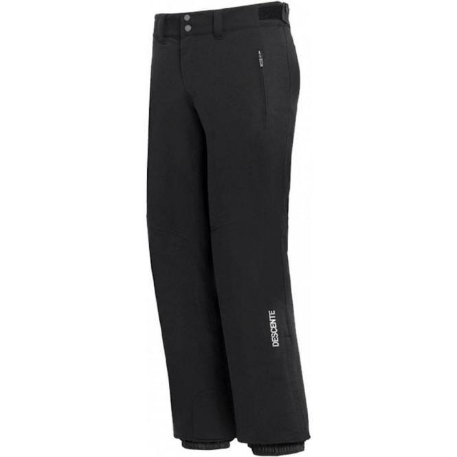 DESCENTE Roscoe Short Leg Ski Pant in Black