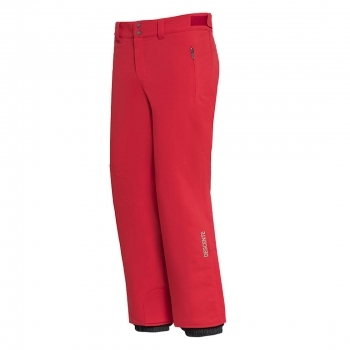 DESCENTE Roscoe Ski Pant in Red