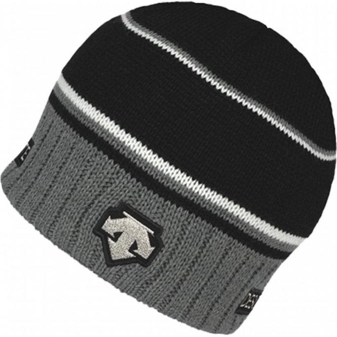 DESCENTE Resort Hat in Black