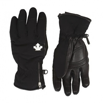 DESCENTE Vanessa Ski Glove in Black