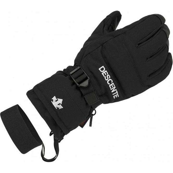 DESCENTE Shane Ski Glove in Black