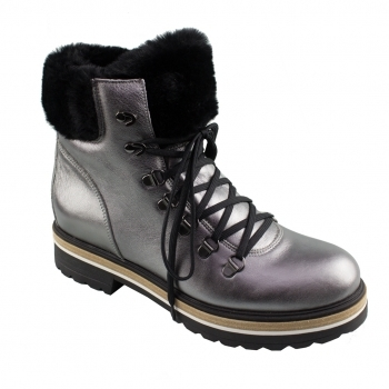 La Thuile Winter Boots La Thuile Laura Winter Boot Silver