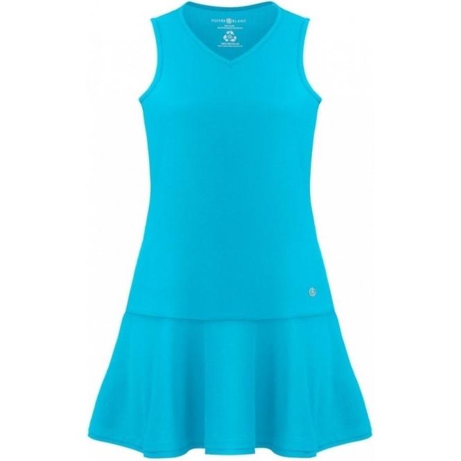 POIVRE BLANC Eco Active Light Tennis Dress Blue