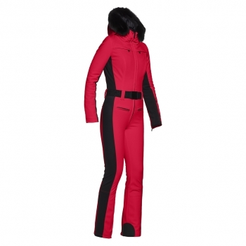GOLDBERGH Parry Ski Suit in Ruby Red