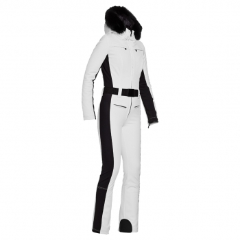 GOLDBERGH Parry Ski Suit in White