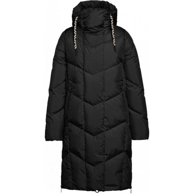 GOLDBERGH Adele Winter Coat in Black