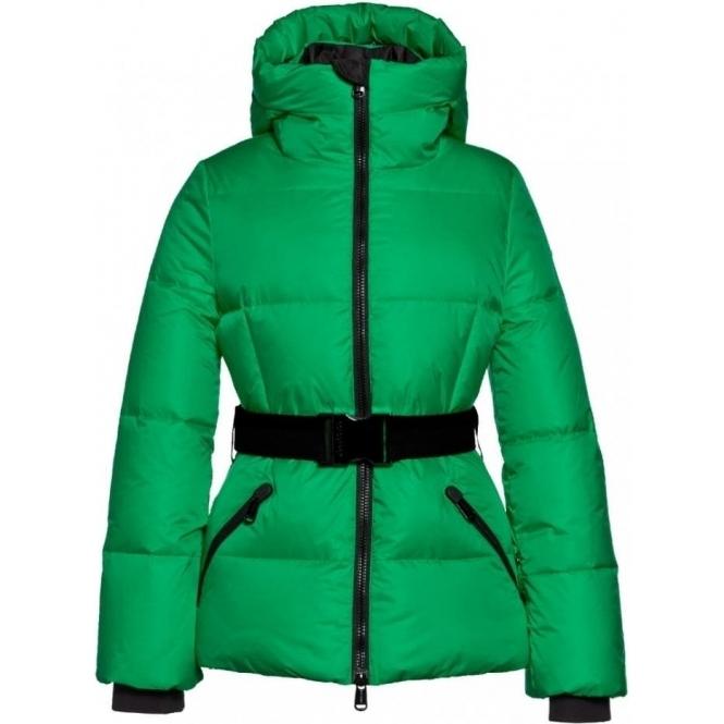 GOLDBERGH Snowmass Ski Jacket in Retro Green