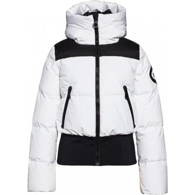GOLDBERGH Boulder Ski Jacket in White