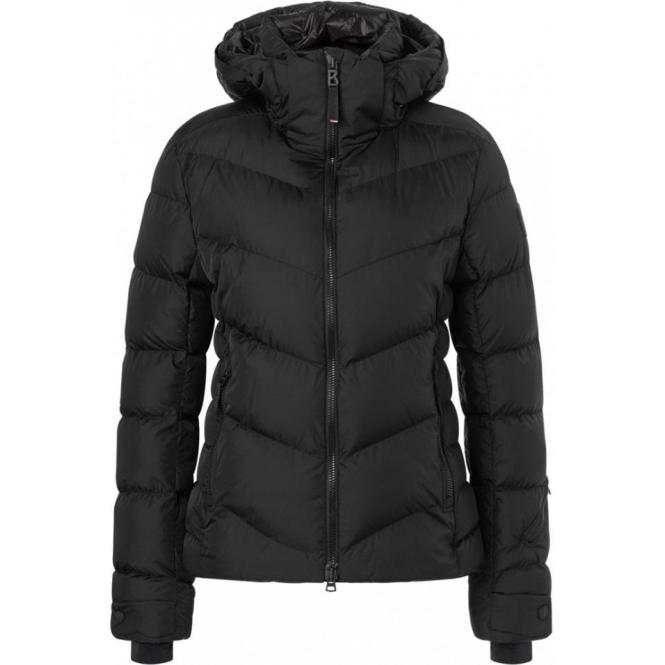 BOGNER Fire + Ice Saelly Ski Jacket in Black