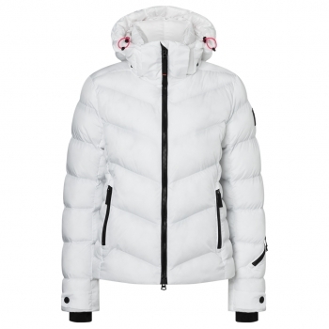 BOGNER Fire + Ice Saelly Ski Jacket in White