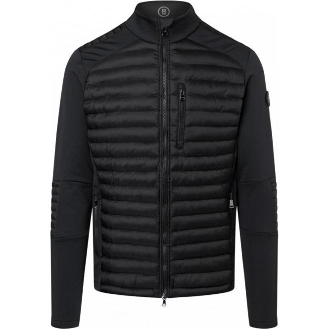 BOGNER Keroy Quilted Jacket in Black