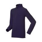 Oldo Isola 1/2 Zip Kids Fleece in Navy