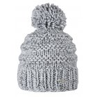 Barts Jasmin Beanie Ski Hat in Heather Grey