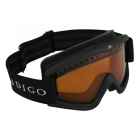 Indigo Snow Goggles Light Black Matt