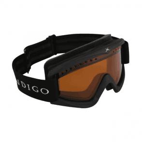 Indigo Snow Goggles Polarized Black