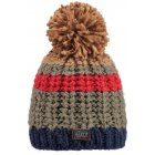 Barts Colton Beanie Mens Ski Hat in Caramel