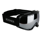 Bogner Snow Goggles Monochrome in Black