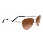 Serengeti Gloria Rose Gold With Drivers Gradient Lens