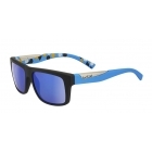 Bolle Clint Matte Black Blue with Polarized GB10 Lens