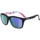 Bolle 527 Matte Bolle Graphics with Polarized Blue Violet Lens