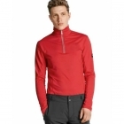 Bogner Berto Mens First Layer Top in Red
