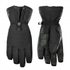 Poivre Blanc Womens Stretch Glove in Black