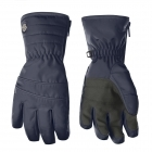 Poivre Blanc Girls Glove in Gothic Blue
