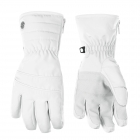Poivre Blanc Girls Glove in White