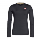 Goldbergh Kokoro Womens Ski Baselayer in Black