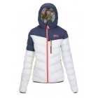 Picture Voice Womens Quilted Liner Jacket in White