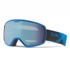 Giro Balance Ski Goggle in Blue Sport  with Vivid Royal Lens