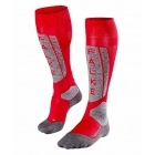 Falke SK5 Womens Ski Socks In Rose